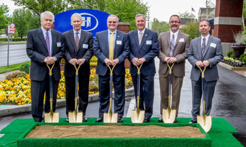 FairlawnGig groundbreaking