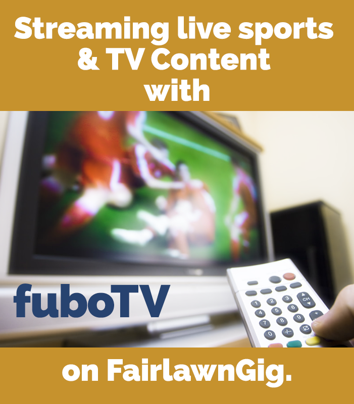 streaming live sports on fuboTV
