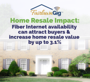 fairlawngig fiber can help with home resale value